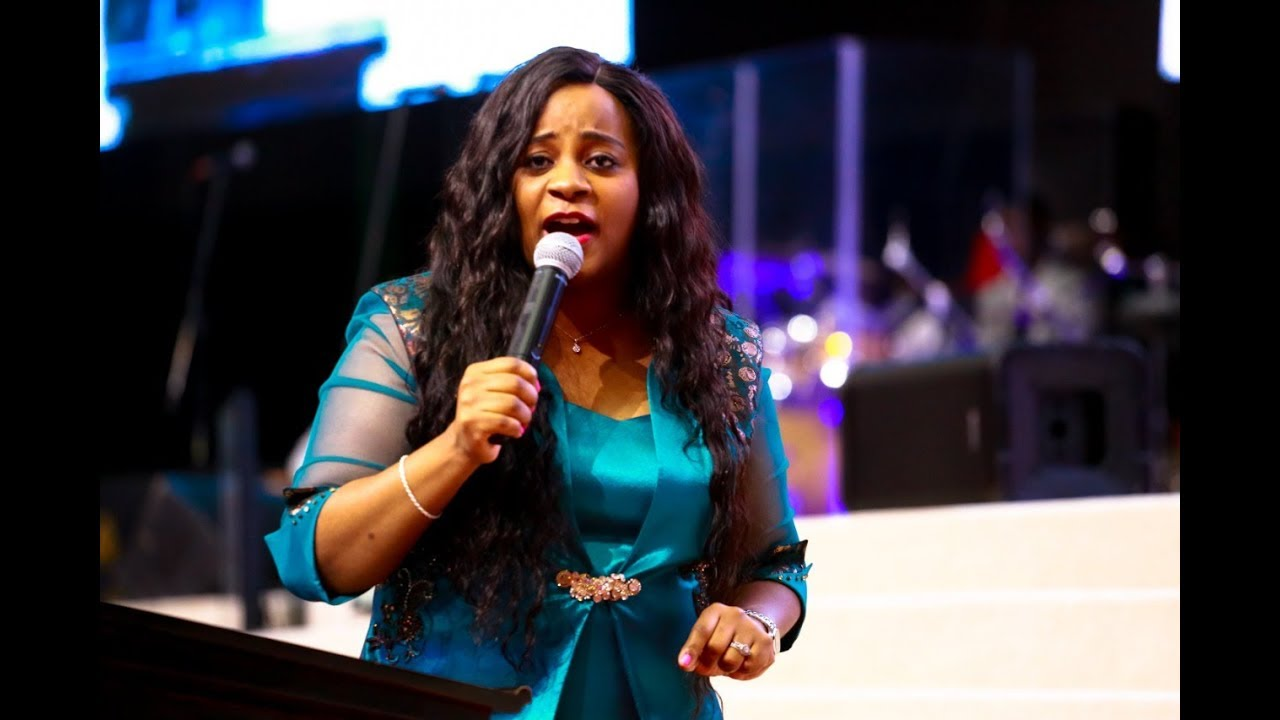 You Are Loved By God  Bishop Celeste Lukau  Morning Glory Service  Sunday 4 Nov 2018  AMI LIVESTREAM