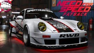 NEED FOR SPEED PAYBACK - Porsche 911 Carrera RSR 2.8 - Racerbuild - NFS Payback Carbuild