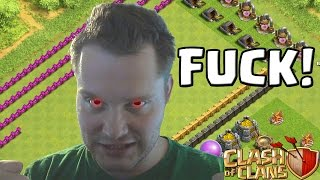 [facecam] CLASHEN MIT HERZ! || CLASH OF CLANS || Let's Play CoC [Deutsch/German Android iOS PC HD]
