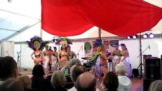 Truro School of Samba Fal River Festival 2011