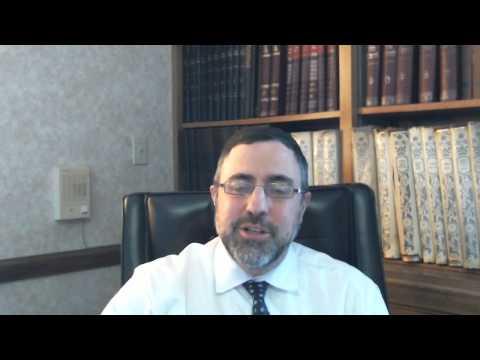 Video Vort - Naso 5774 - Rabbi Etan Tokayer