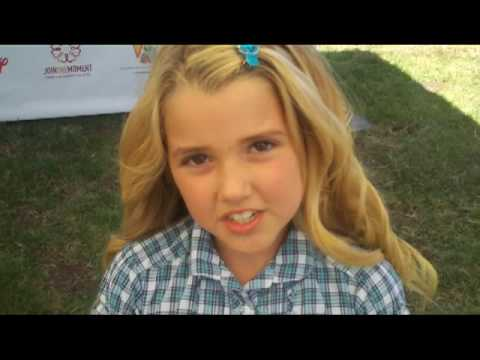 Emily Grace Reaves Teen Choice Awards Pre Party Interview ... |Emily Reaves 2014