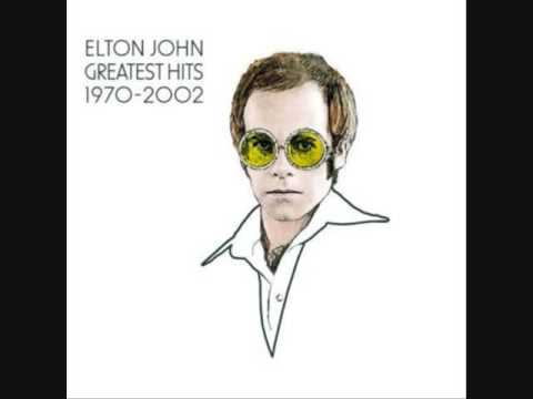 Elton John  Rocket Man I Think Its Going To Be A Long Long Time Greatest Hits 19702002 434