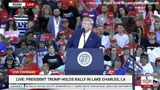 Trump Brings Winners of 2019 Little League World Series Championship on Stage