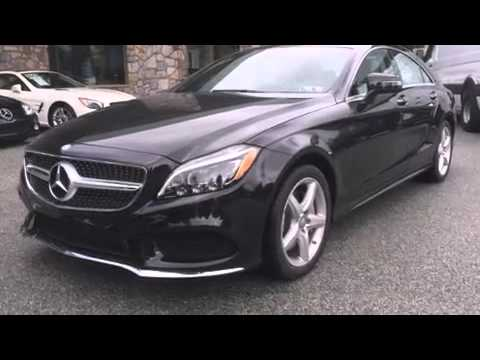 2015 Mercedes-Benz CLS550 West Chester PA - YouTube