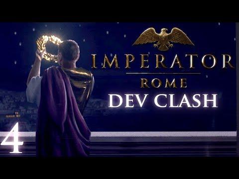 Imperator: Rome Dev Clash - Episode 4