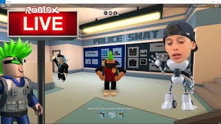 Roblox JailBreak Live Stream - Jaydens Treasures - Get the Copper Key to start my quest Player One