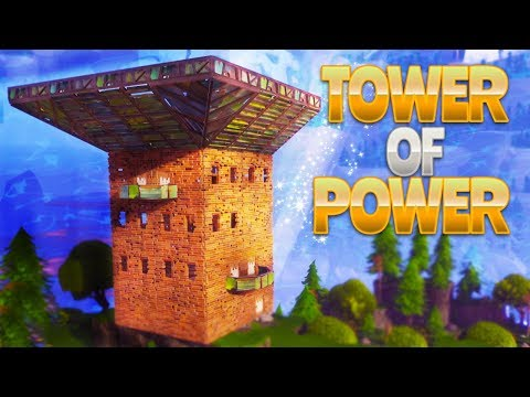 TOWER OF POWER (Fortnite Battle Royale)
