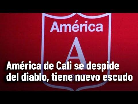 América de Cali se despide del diablo, tiene nuevo escudo