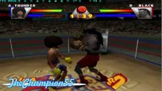 Ready 2 Rumble Boxing- Championship Fight (Hard)
