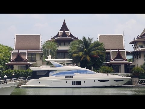 A nice parking spot for your yacht - Daily Life in Thailand, EP#049
