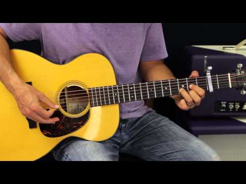 How To Play - One Of Us By Joan Osborne - Acoustic Guitar Lesson - EASY 90's Song