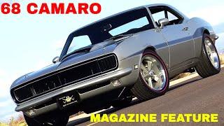 1968 Camaro RELOADED In Hemmings Muscle Machines Magazine!-Video