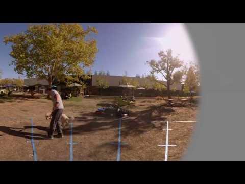 IMU VR camera test