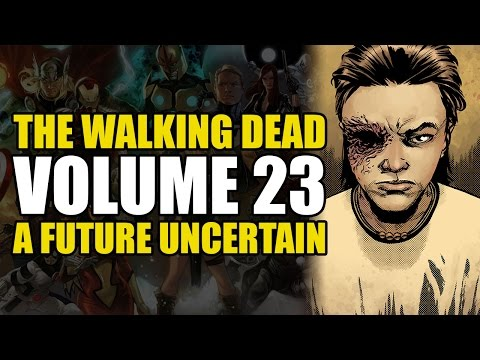 Is Carl Grimes the new Negan? (The Walking Dead Volume 23: Whispers Into Screams)