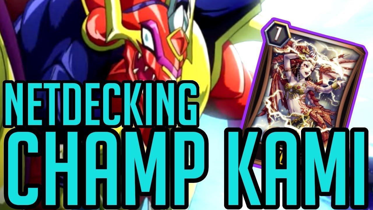 CHAMP NARUKAMI / Deck Profile and Games / CARDFIGHT VANGUARD ZERO