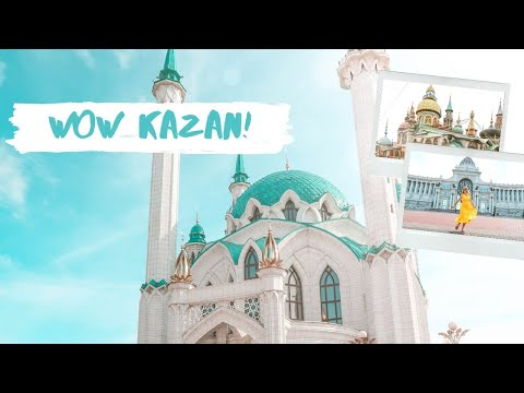 Kazan: Most Surprising City in Russia // Trans-Siberian Vlog 3