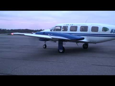 First Sun Air Flight Takes Off From Lancaster Airport