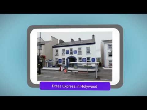 Press Express Ironing Service, Holywood