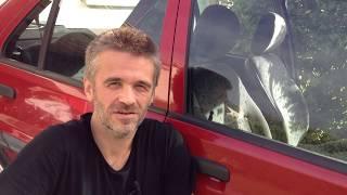 Réparer poignée porte extérieur cassée de voiture en démontant la garniture ou panneau Citroën Saxo