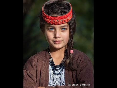 Kalash People The White Tribe of Pakistan
