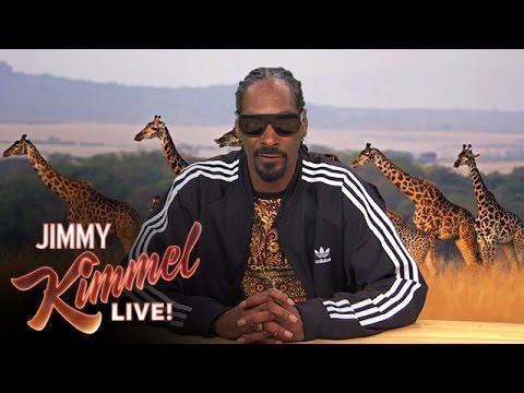 Plizzanet Earth with Snoop Dogg - Baboons