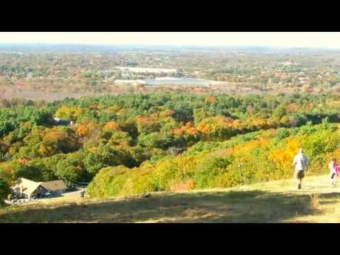 Great Blue Hill Time-lapse - October 20, 2013