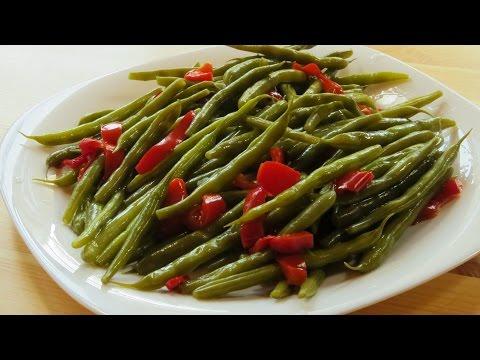 Ну, оОчень вкусный - Салат из стручковой Фасоли!из YouTube · С высокой четкостью · Длительность: 2 мин55 с  · Просмотры: более 66000 · отправлено: 07.05.2014 · кем отправлено: Семейная кухня
