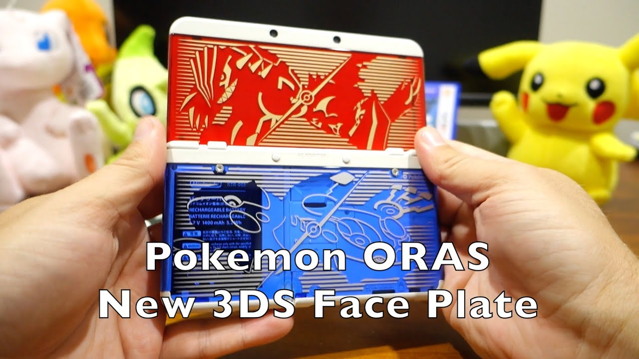 nintendo 3ds xl pokemon cover