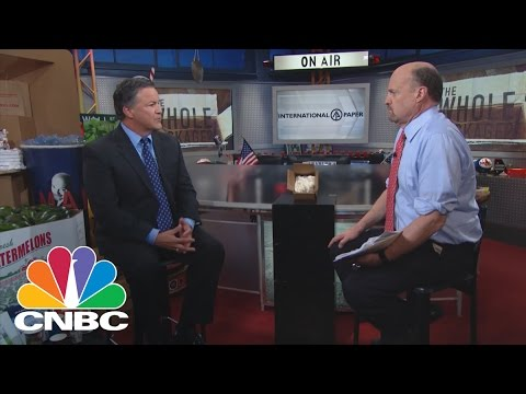 International Paper CEO: Packaging Powerhouse | Mad Money | CNBC