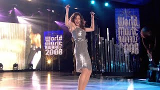 Nancy Ajram - Betfakar Fi Eih (World Music Award) نانسي عجرم - بتفكر في إيه