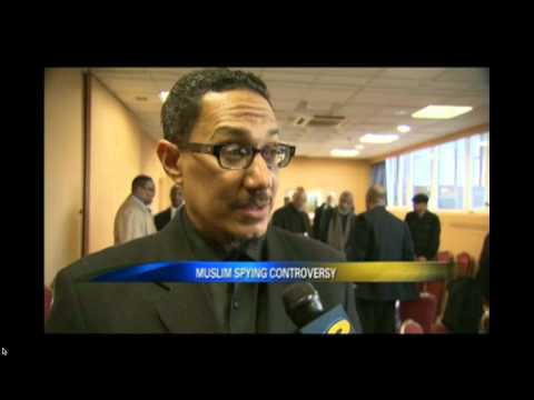 News12: NJ Muslim eaders Meet with Newark Officials Over NYPD Spying (02/27/12)