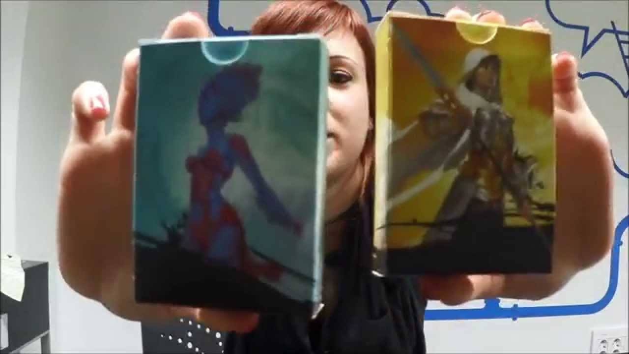 Es Nuevo Duel Decks Elspeth Vs Kiora Youtube