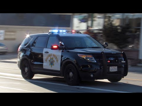 Best Of California Highway Patrol - Mid 2018 Edition