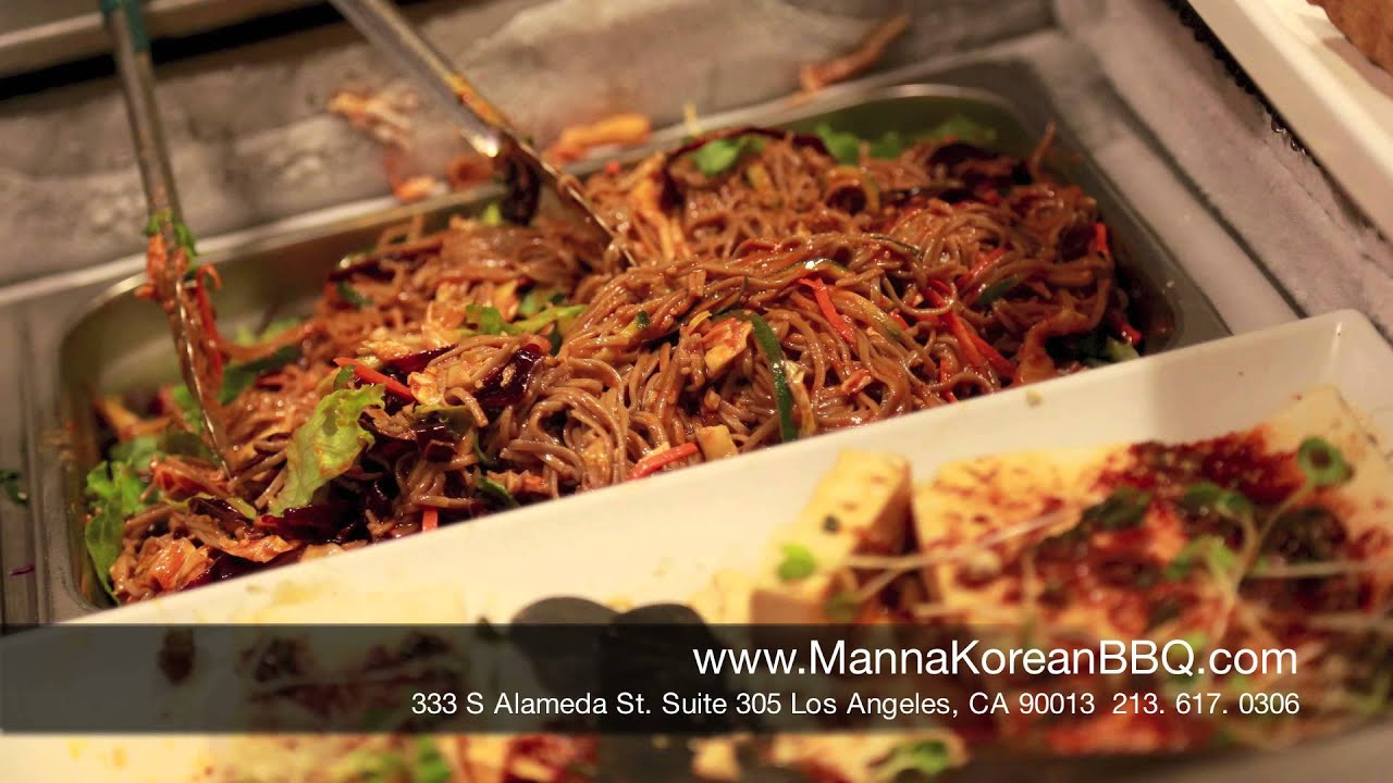 Where To Eat The Best Korean Barbecue In Los Angeles Manna Korean