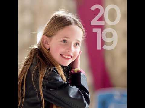 Vaincre la Mucoviscidose et la Virade de BOURGOIN-JALLIEU vous adressent leurs meilleurs Voeux 2019