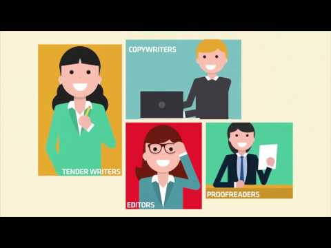 Tender writing, copywriting, copy editing and proofreading for business | Proof Communications