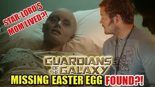 Meredith Quill LIVED | Guardians of the Galaxy Missing Easter Egg FOUND