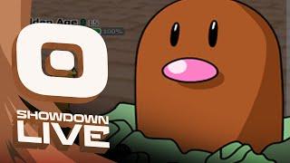 Pokemon OR/AS! LC Showdown Live w/PokeaimMD, Chimp, Emvee & Gator!