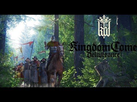 ПЕРВЫЙ ВЗГЛЯД! НАЧАЛО ПРОХОЖДЕНИЯ ► Kingdom come: Deliverance #1