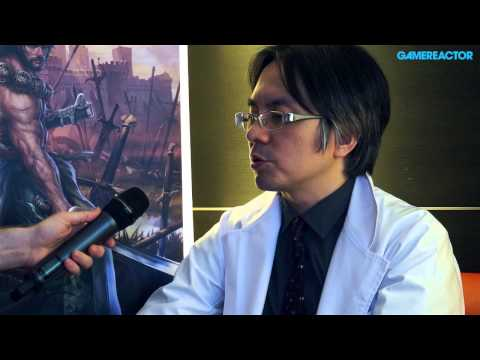 "Soul Calibur: Lost Swords - Level Up Interview - New-gen? ""Yeah, why not!"""