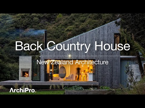 Back Country House | Ltd Architectural Design Studio | ArchiPro