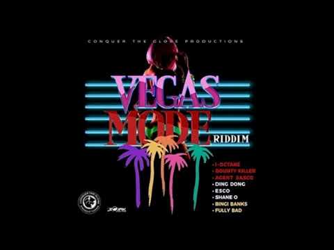 Vegas Mode Riddim Mix DJ Melly January 2k18 (Conquer the Globe Production)