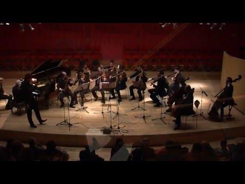 Chausson Concerto op. 21 - Daniele Orlando  - Bruno Canino - I Solisti Aquilani