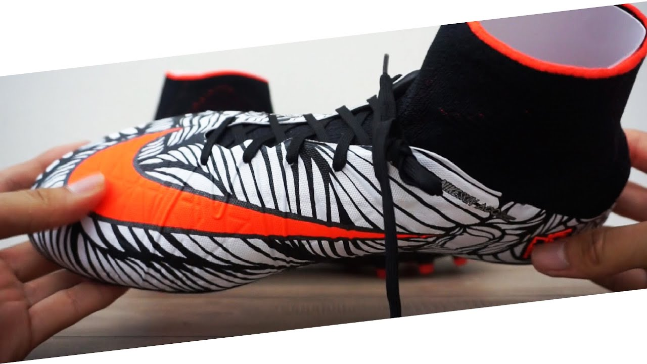 Unboxing Exclusive 2016 Nike Hypervenom Phantom II Neymar ...