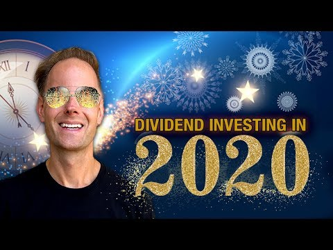 DIVIDEND STOCK INVESTING IN 2020