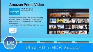 Video Amazon Prime Video App Finally Comes to Apple TV - HDR, 4K, & TV App Support Included download MP3, 3GP, MP4, WEBM, AVI, FLV Mei 2018