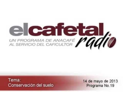 El Cafetal Radio - El Cafetal Radio - Conservación del suelo