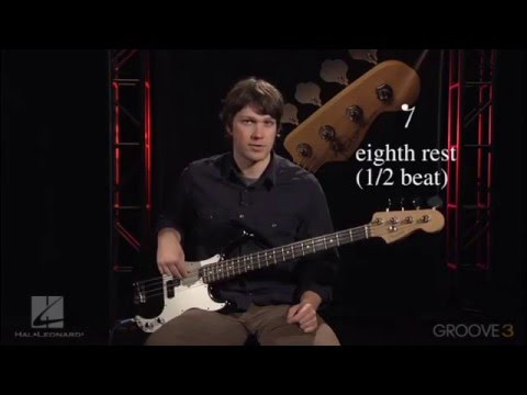 21 - Eighth Rests, Root Notes & Chord Symbols