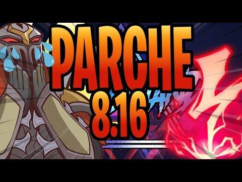 PARCHE 8.16 | League of Legends | Electrocutar tanques y magos | thumbnail